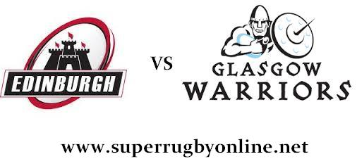 Glasgow Warriors vs Edinburgh live