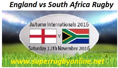 England vs South Africa rugby stream