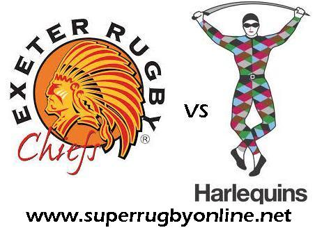Exeter Chiefs vs Harlequins