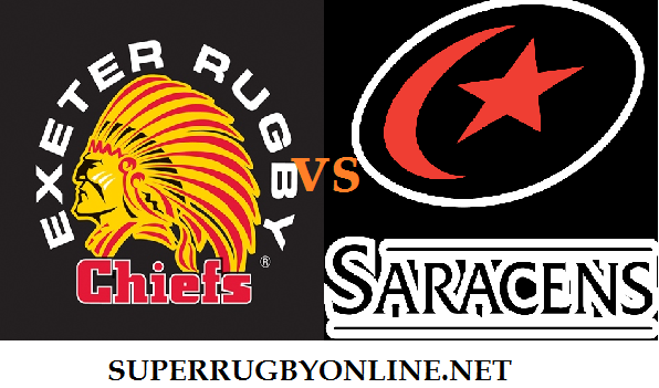 Exeter Chiefs vs Saracens