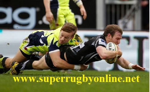 Exeter Chiefs vs Sale Sharks live