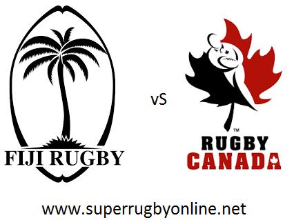 Canada vs Fiji