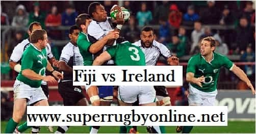Fiji vs Ireland