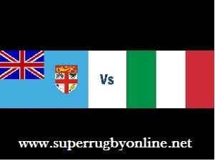Fiji vs Italy