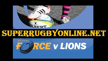 Lions vs Western Force live