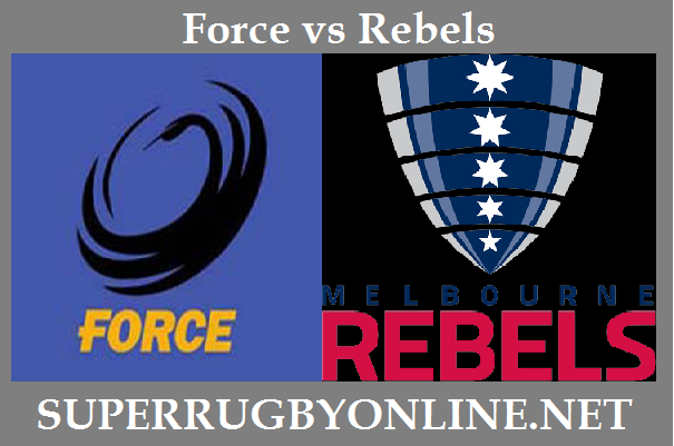 Western Force vs Melbourne Rebels live