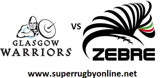 Zebre vs Glasgow Warriors