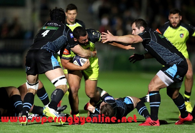 Glasgow Warriors vs Leicester Tigers Live