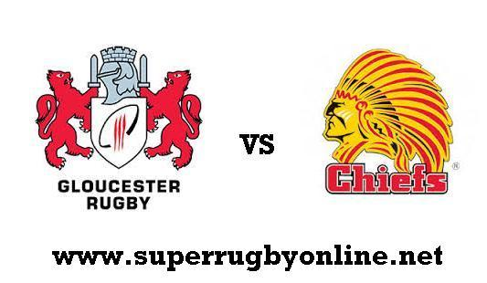 Exeter vs Gloucester rugby live
