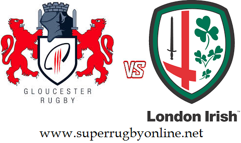 London Iris vs Gloucester Rugby