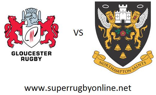 Gloucester Rugby vs Northampton Saints