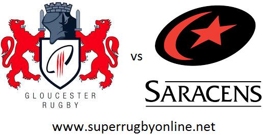 Gloucester vs Saracens