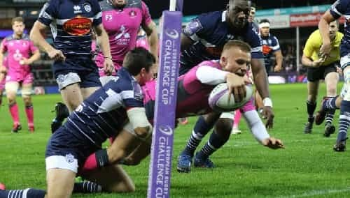 Gloucester Rugby vs Agen