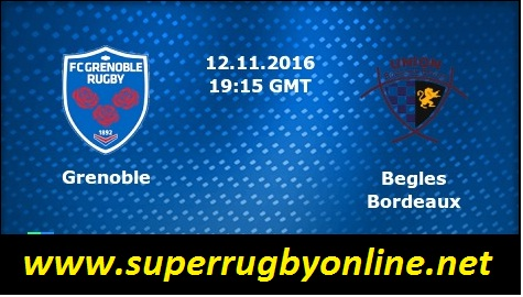 Grenoble vs Bordeaux-Begles