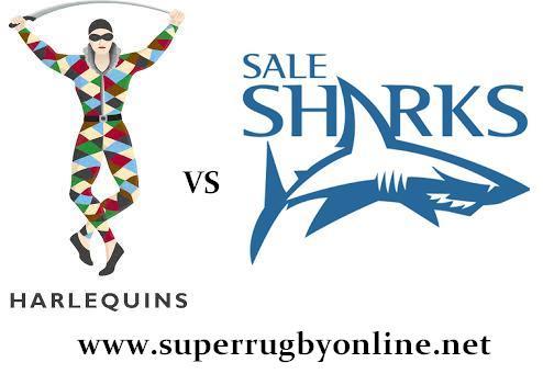 Harlequins vs Sale Sharks