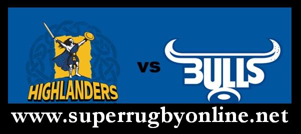 Highlanders vs Bulls live