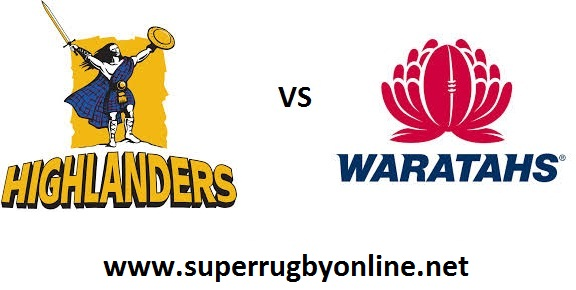 New South Wales Waratahs vs Highlanders live