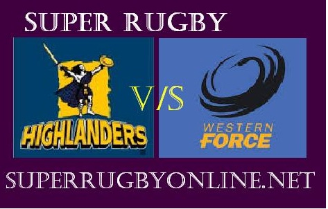 Force Vs Highlanders live