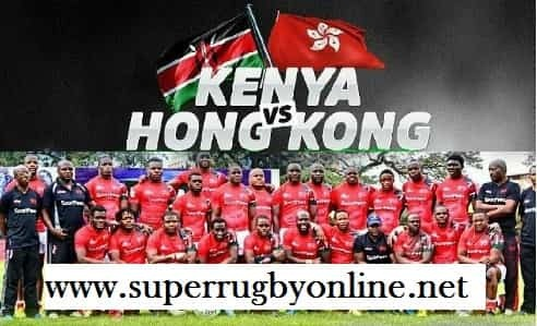 Hong Kong vs Kenya