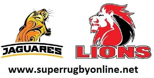 Jaguares vs Lions
