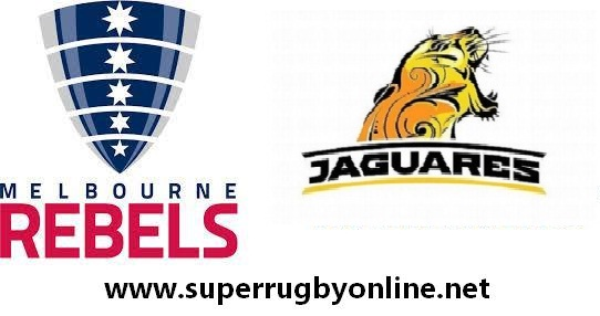 Jaguares vs Melbourne Rebels live streaming