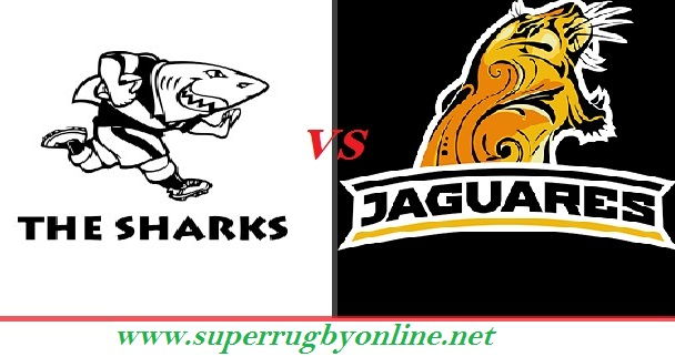 LosJaguares vs The Sharks stream live