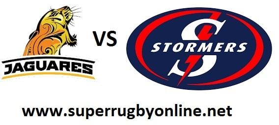 Jaguares vs Stormers
