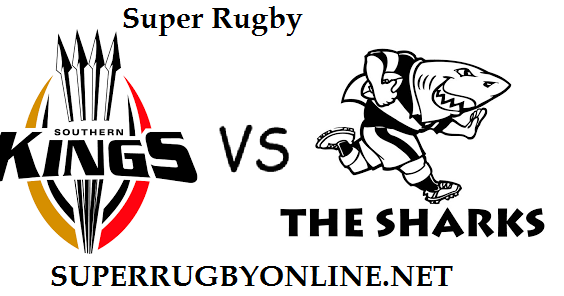 Sharks vs Southern Kings live