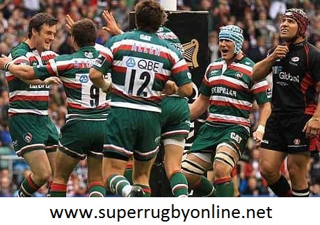 Leicester Tigers vs Wasps 2016 Live Streaming