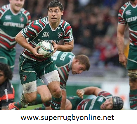 Leicester Tigers vs Worcester 2016 Live
