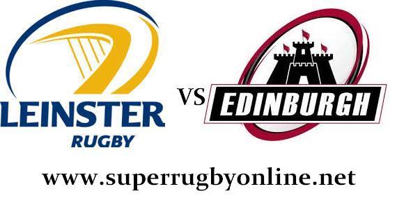 Edinburgh vs Leinster live