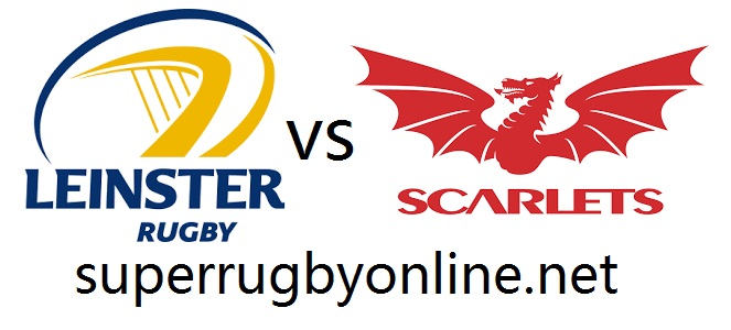 Scarlets vs Leinster live