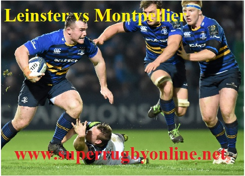 Leinster vs Montpellier live