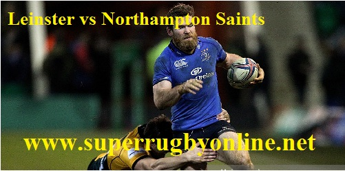 Leinster vs Northampton Saints live