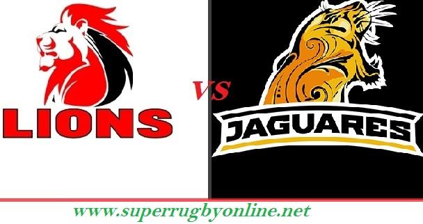 Lions vs Jaguares