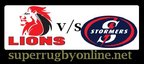 Stormers vs Lions