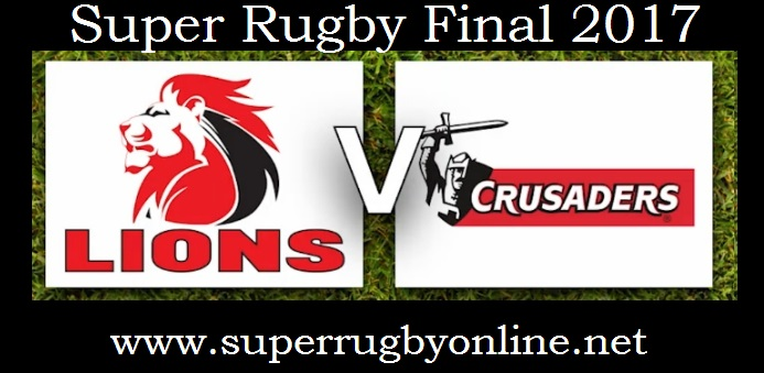 Lions vs Crusaders final live
