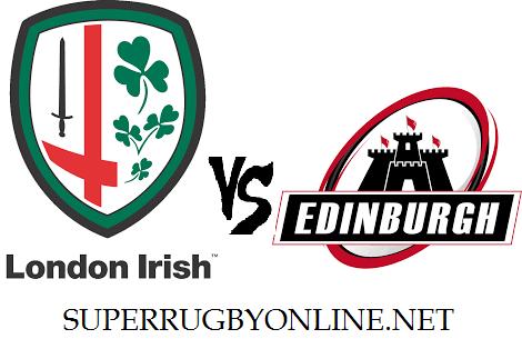 London Irish vs Edinburgh