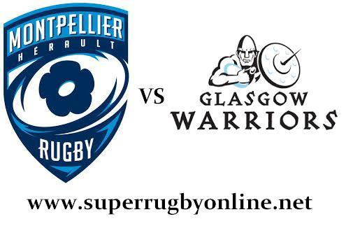 Montpellier vs Glasgow
