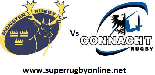 Connacht vs Munster live