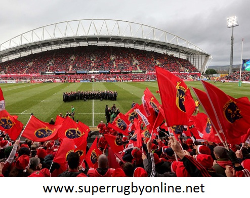 Munster vs Cardiff Blues 2016 Live