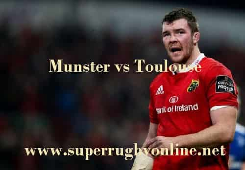 Munster vs Toulouse live