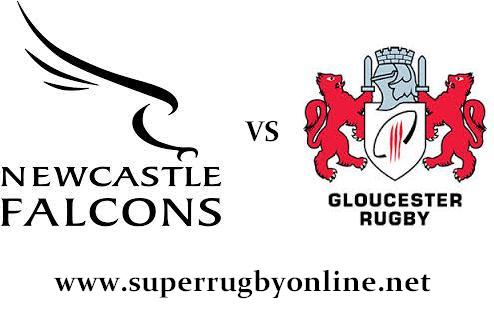 Gloucester Rugby vs Newcastle Falcons