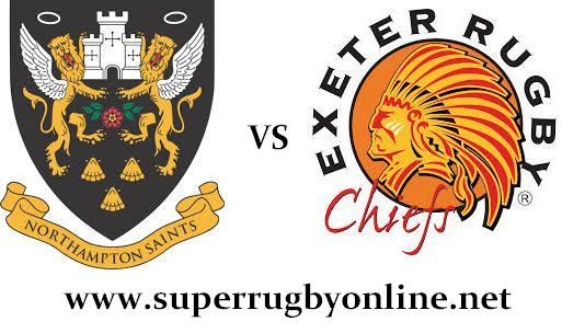 Exeter Chiefs vs Northampton Saints live