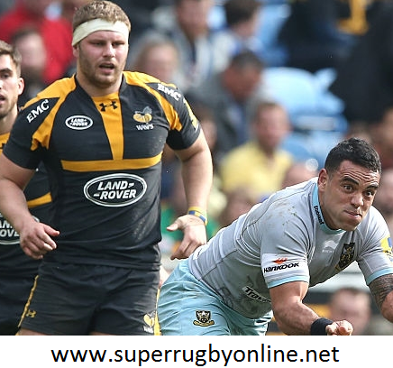 Northampton vs Wasps Rugby 2016 Live On Iphone