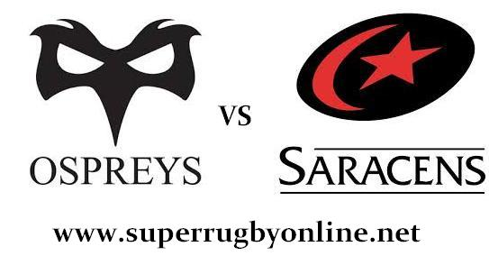 Saracens vs Ospreys
