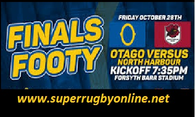 Otago vs North Harbour live