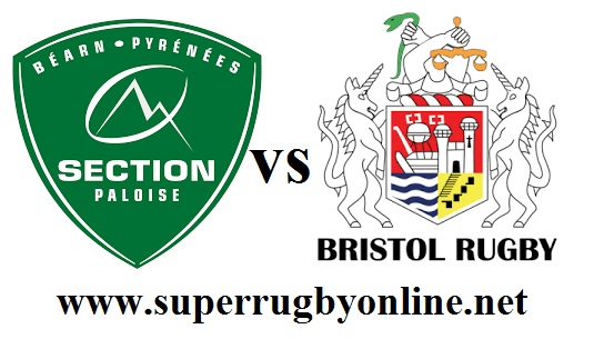 Pau vs Bristol Rugby stream