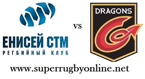 RC Enisei vs Dragons