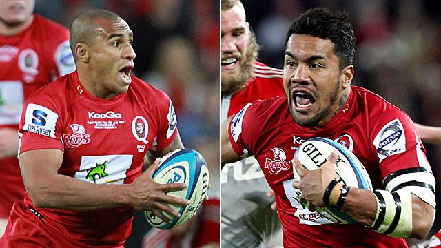 Live Queensland Reds